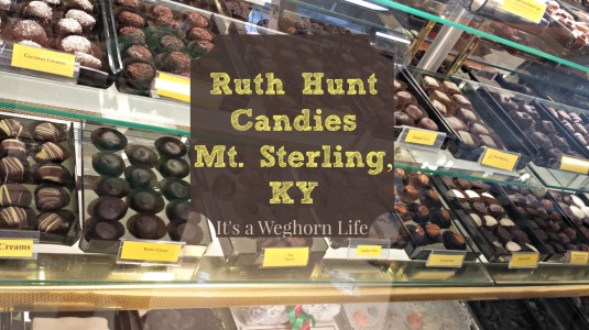 Ruth Hunt Candies
