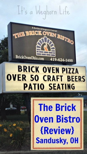 Brick Oven Bistro {Review}