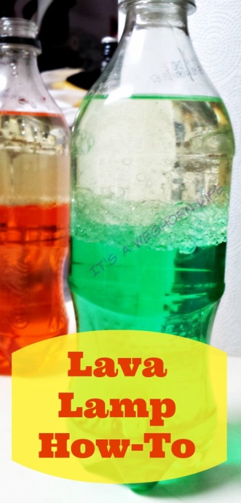 Lava Lamp How-To