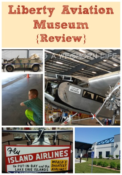 Liberty Aviation Museum {Review}