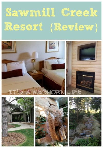 Sawmill Creek Resort {Review}
