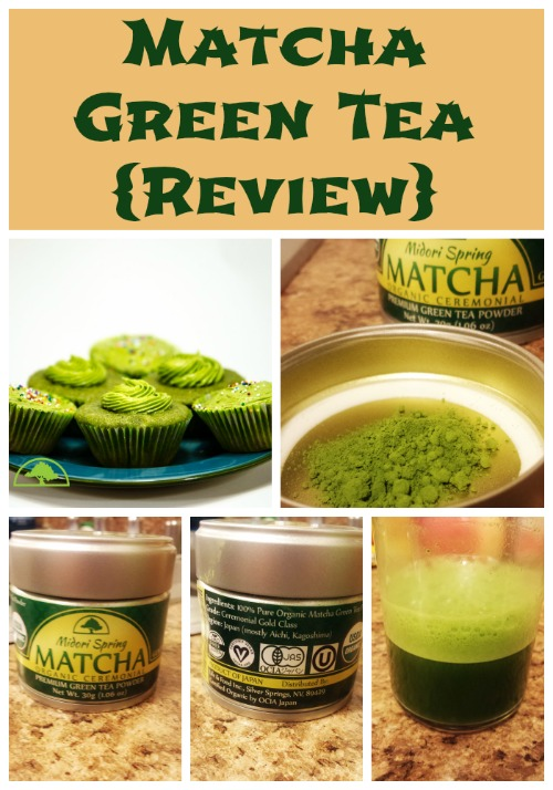 Matcha Green Tea {Review}